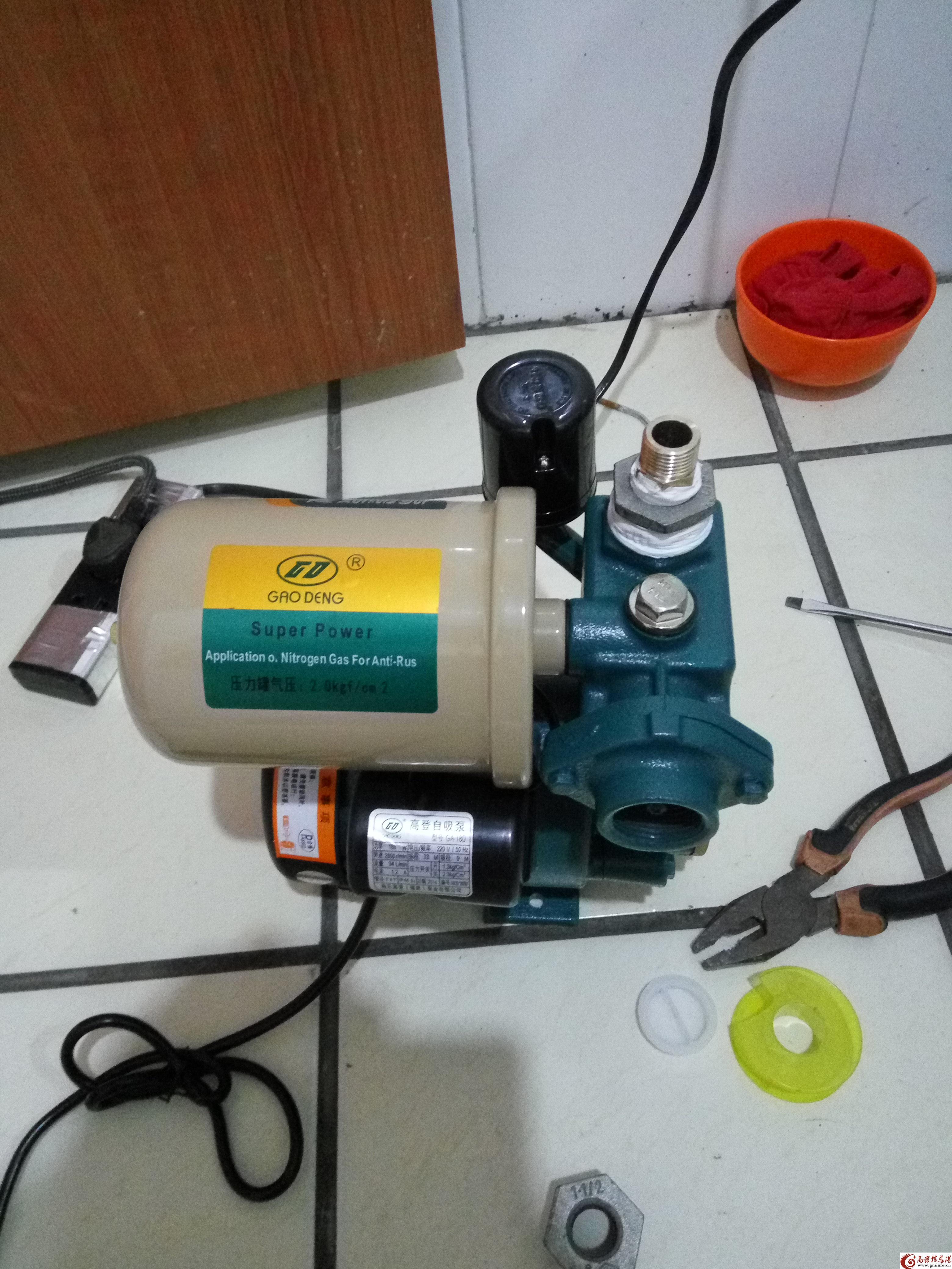 改水管 加增压泵 清洗地暖 维修马桶 空调移机 水钻打孔 热水器安装