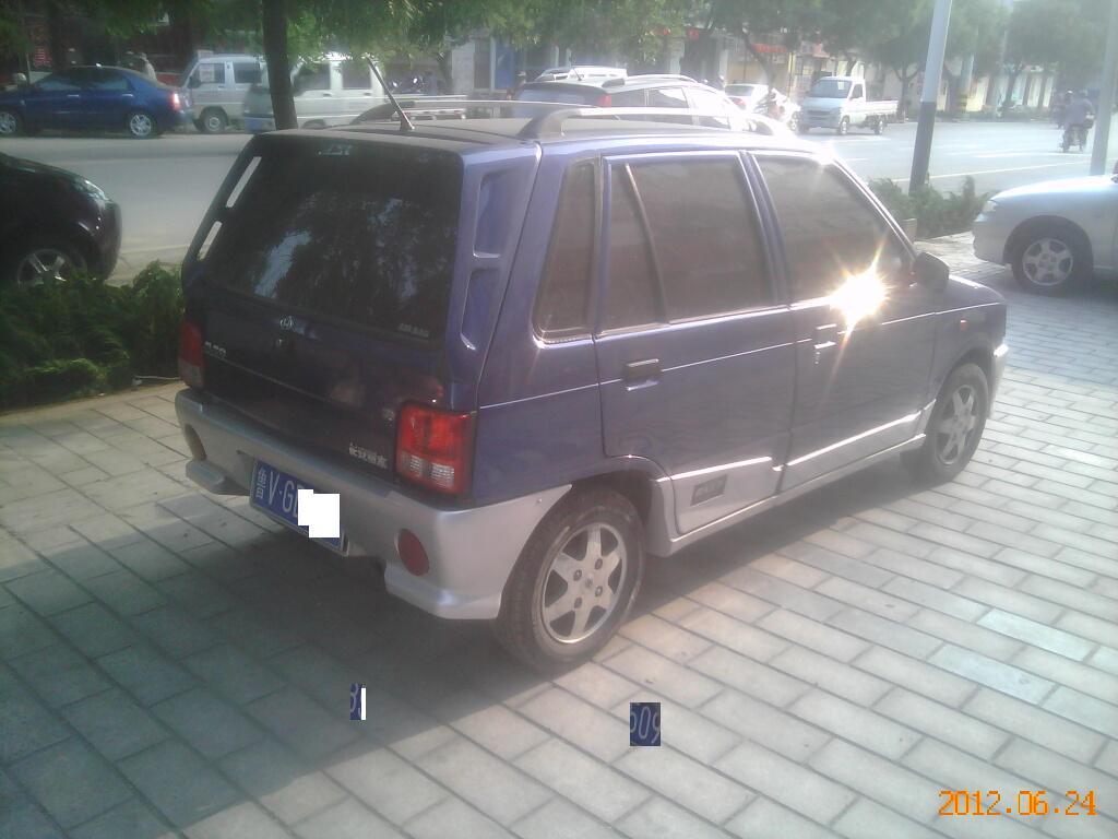 03 奥拓快乐大王子出售 高密信息港高密二手市场高清图片